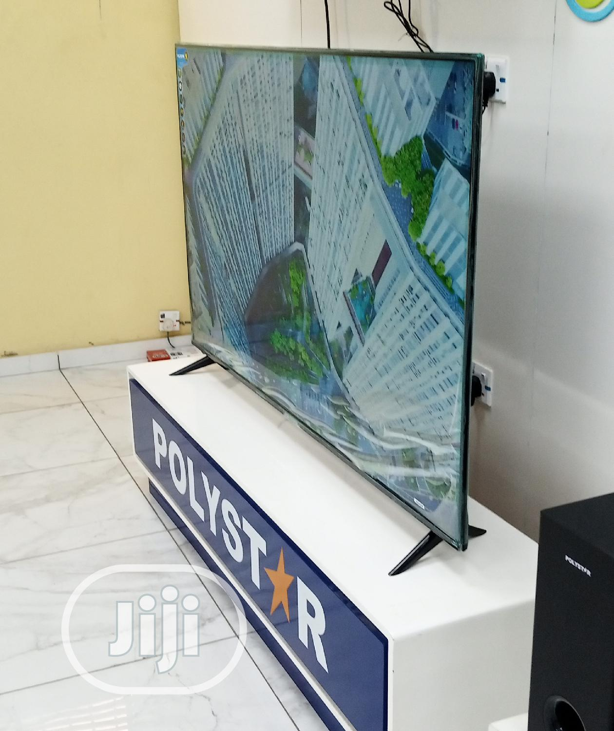 Polystar 65 Inches Smart With Free Delivery in Lagos