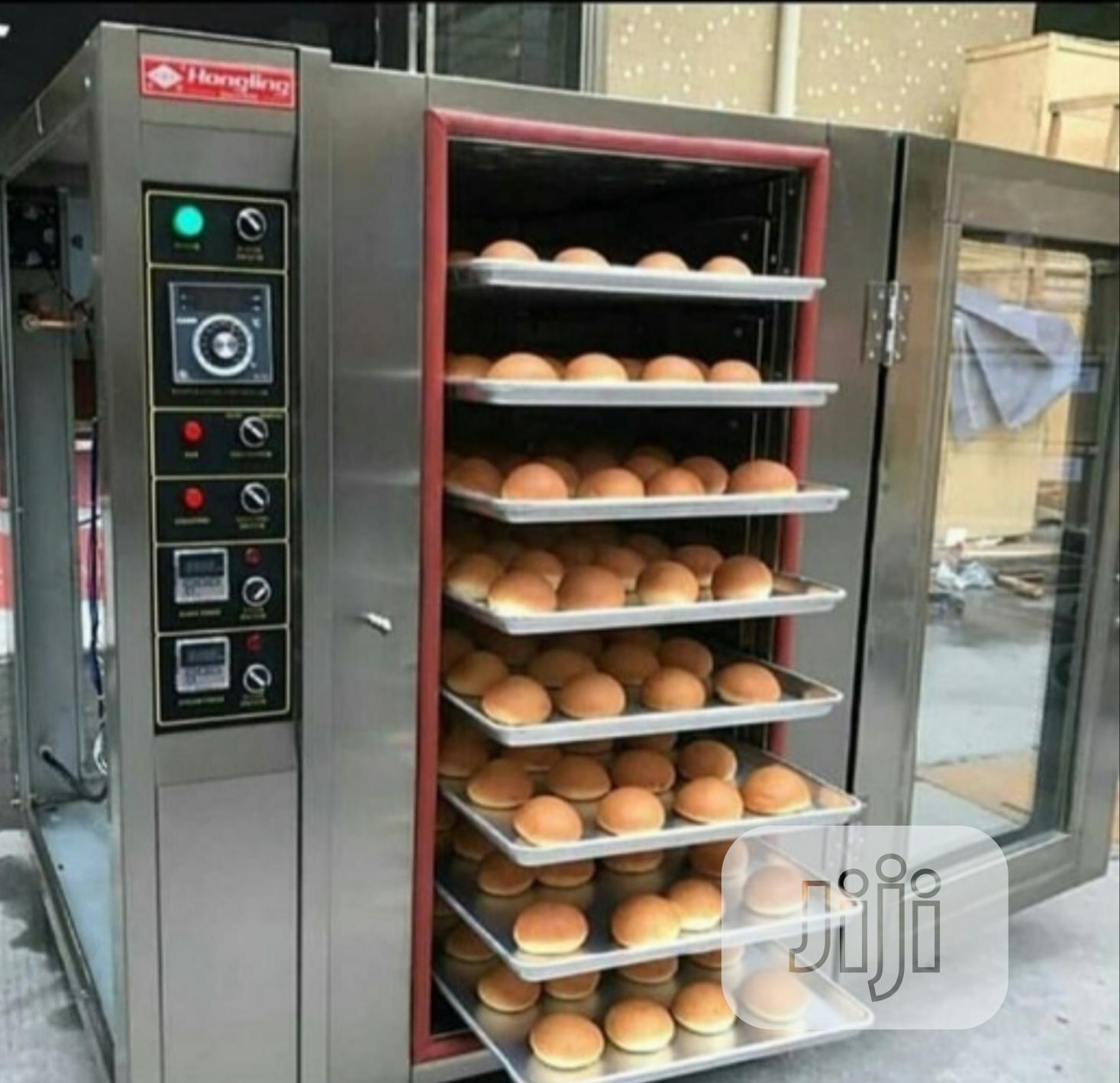 8trays/10trays Industrial Oven Conventional | Industrial Ovens for sale in Ojo, Lagos State, Nigeria