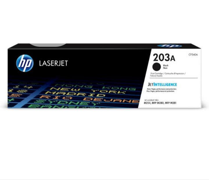 HP Laserjet Black Toner 203A Cartridge