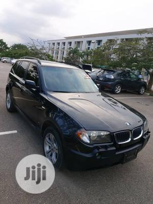 BMW X3 2005 3.0i Black | Cars for sale in Abuja (FCT) State, Mbora