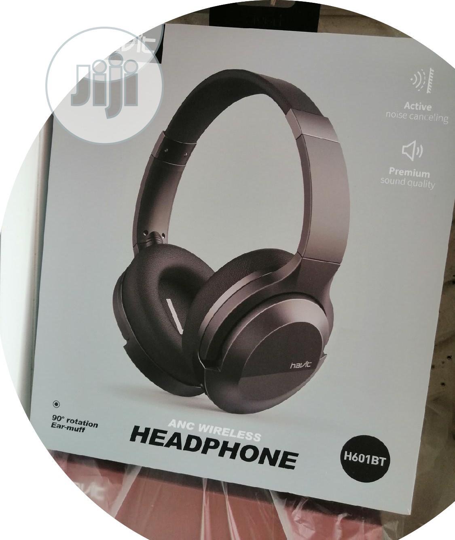 H601BT Noise Cancellation Havit Bluetooth Headset