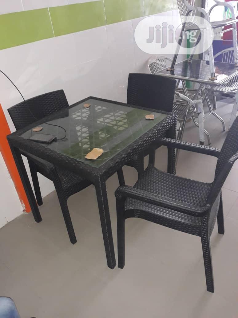 Trusted Classic Complete Set Eatery Chair/Table