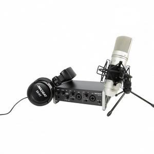 Tascam Studio Bundle US-2X2TP D111 | Audio & Music Equipment for sale in Lagos State, Alimosho