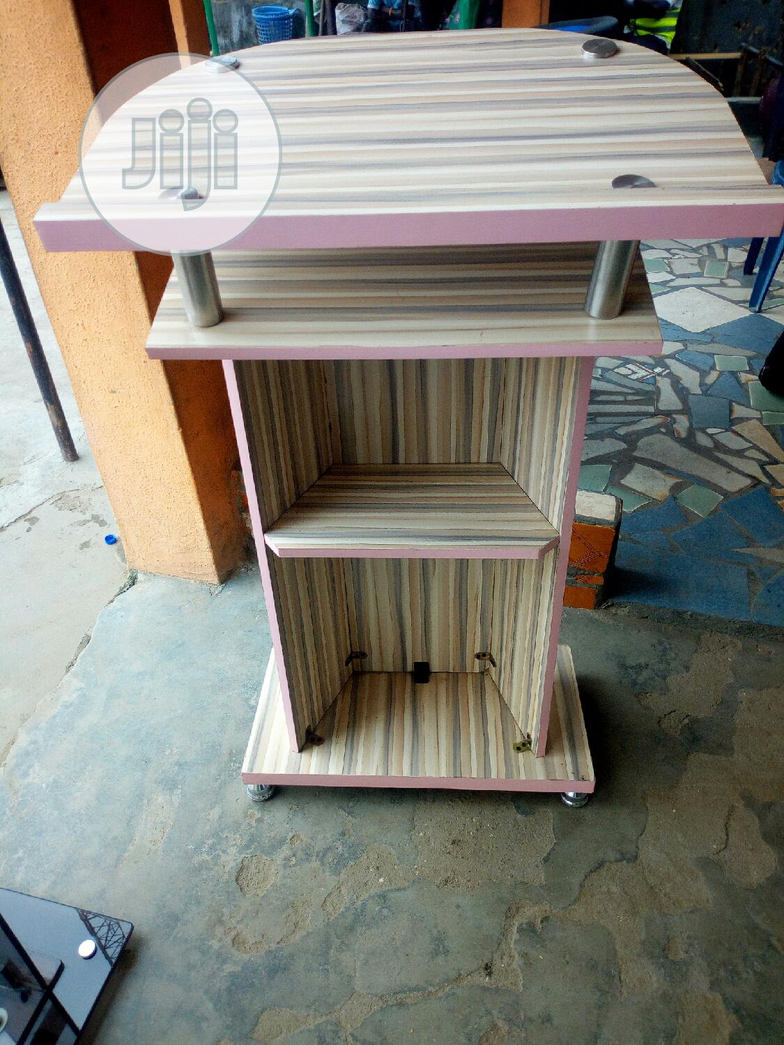 Foriegn Wooden Pulpit | Furniture for sale in Ojo, Lagos State, Nigeria