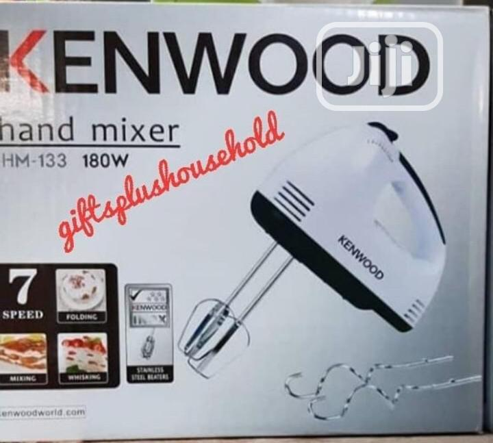 Archive: Hand Mixer