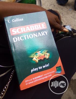 Scrabble Dictionary   Books & Games for sale in Lagos State, Yaba