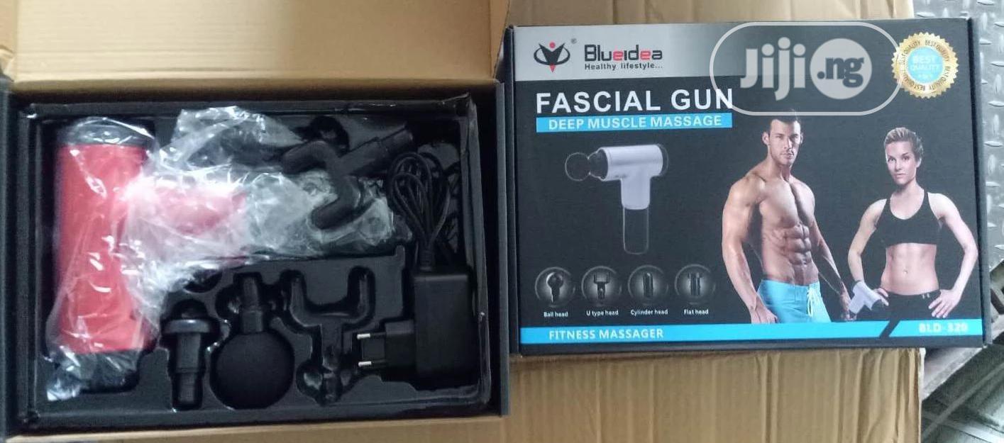 Fascial Deep Muscle Massage Gun