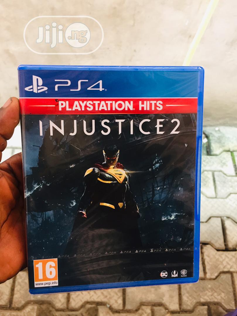 Injustices 2 for Ps4