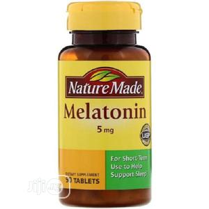 Nature Made Melatonin, 5 Mg, 90 Tablets (Healty Sleep) | Vitamins & Supplements for sale in Lagos State, Amuwo-Odofin
