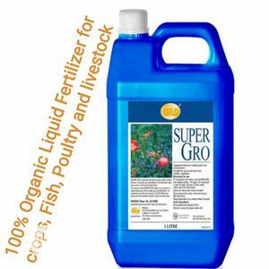 Super Gro 1litre; Neolife (100% Organic Liquid Fertilizer) | Feeds, Supplements & Seeds for sale in Lagos State, Ikeja