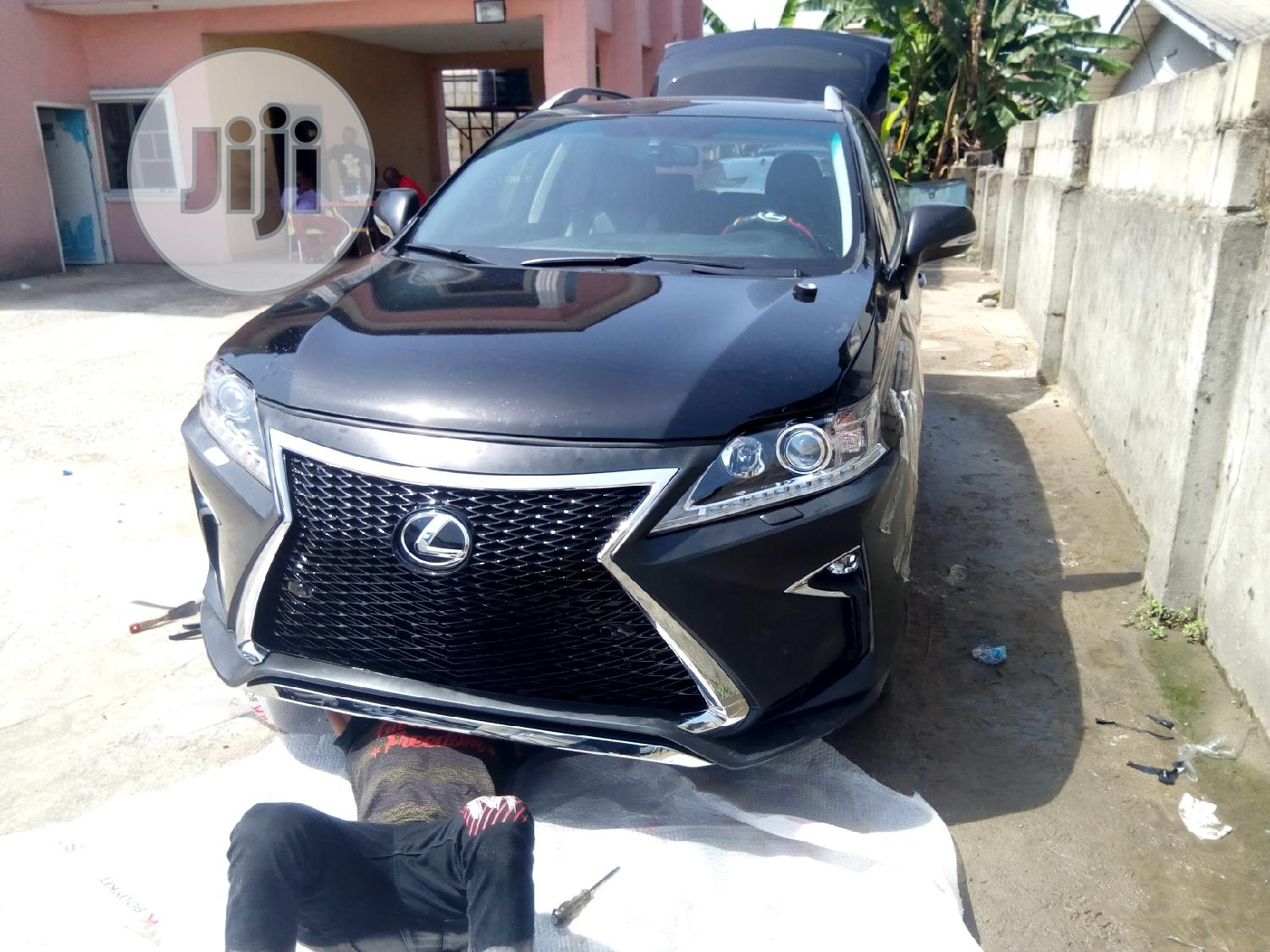 Lexus Rx 350 2009 To 2018 Model Model Upgrade | Automotive Services for sale in Mushin, Lagos State, Nigeria