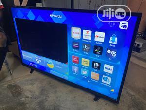 Polaroid 50inch 4K UHD SMART Tv   TV & DVD Equipment for sale in Lagos State, Ojo