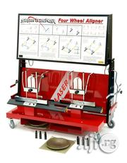 Super Tracker Four Wheel Aligment | Measuring & Layout Tools for sale in Lagos State, Ojo