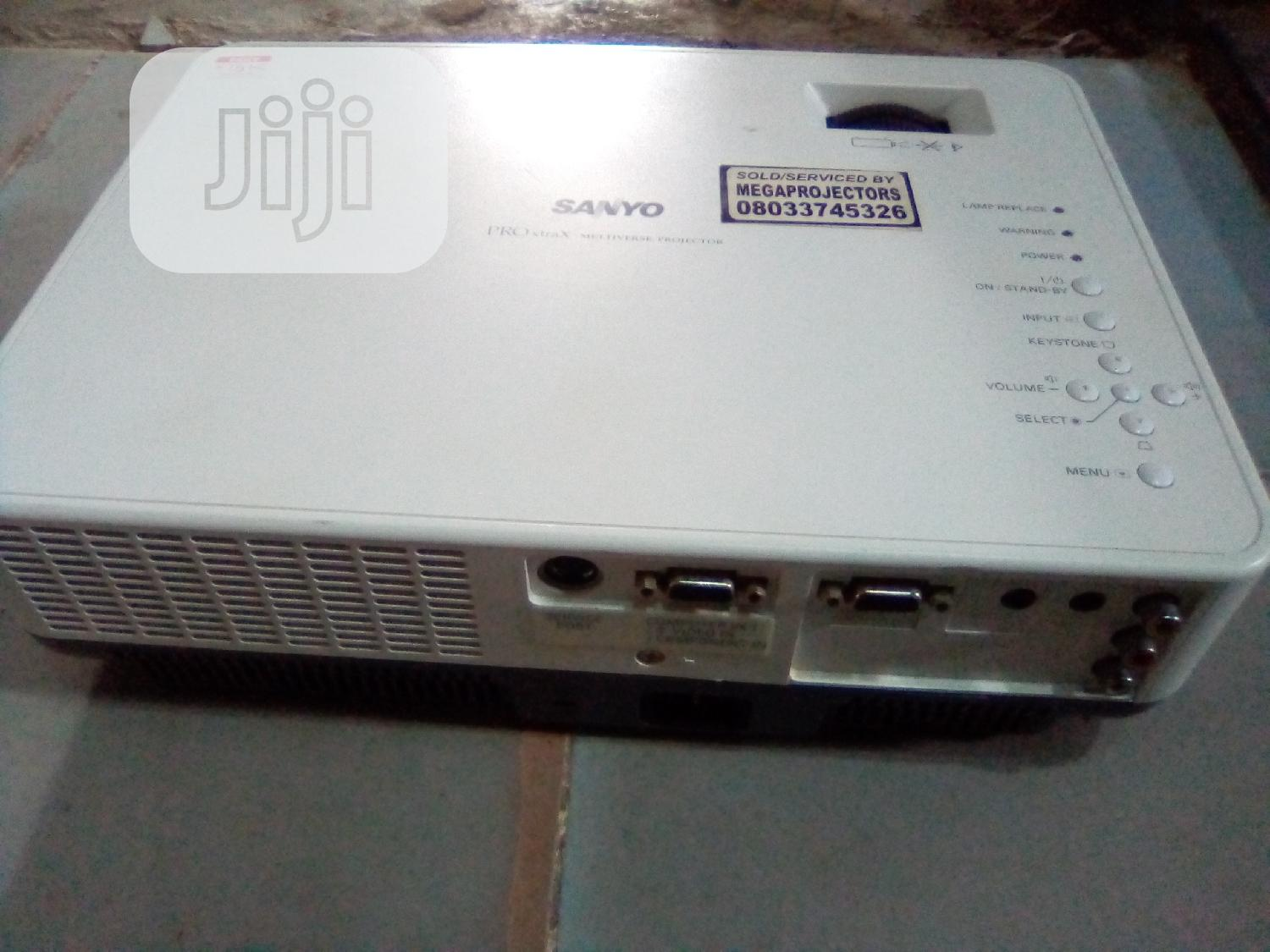 Sanyo Projector   TV & DVD Equipment for sale in Jos, Plateau State, Nigeria