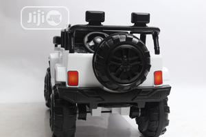 Y-Mb 218 White Jeep   Toys for sale in Lagos State, Alimosho