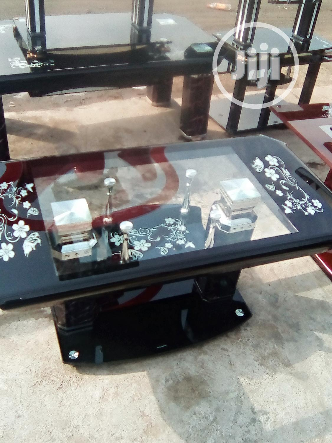High Quality Glass Center Table