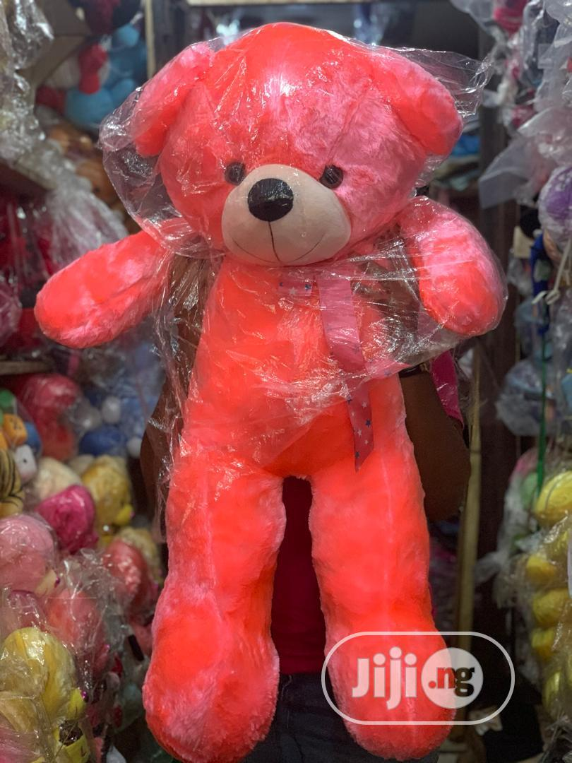 Archive: Teddy Bear of Big Sizes