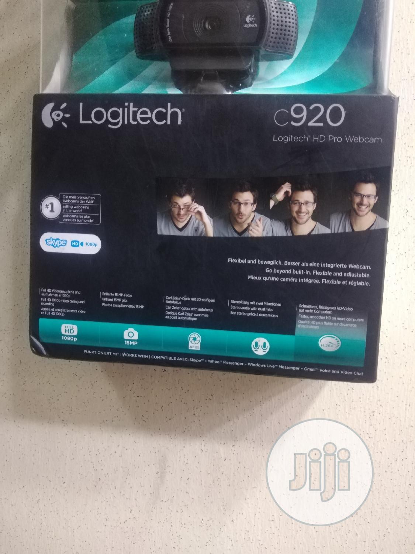 Archive: Logitech Webcam