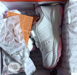 Cky Pink Sole Sneakers For Girls | Children's Shoes for sale in Lagos State, Lagos Island (Eko)