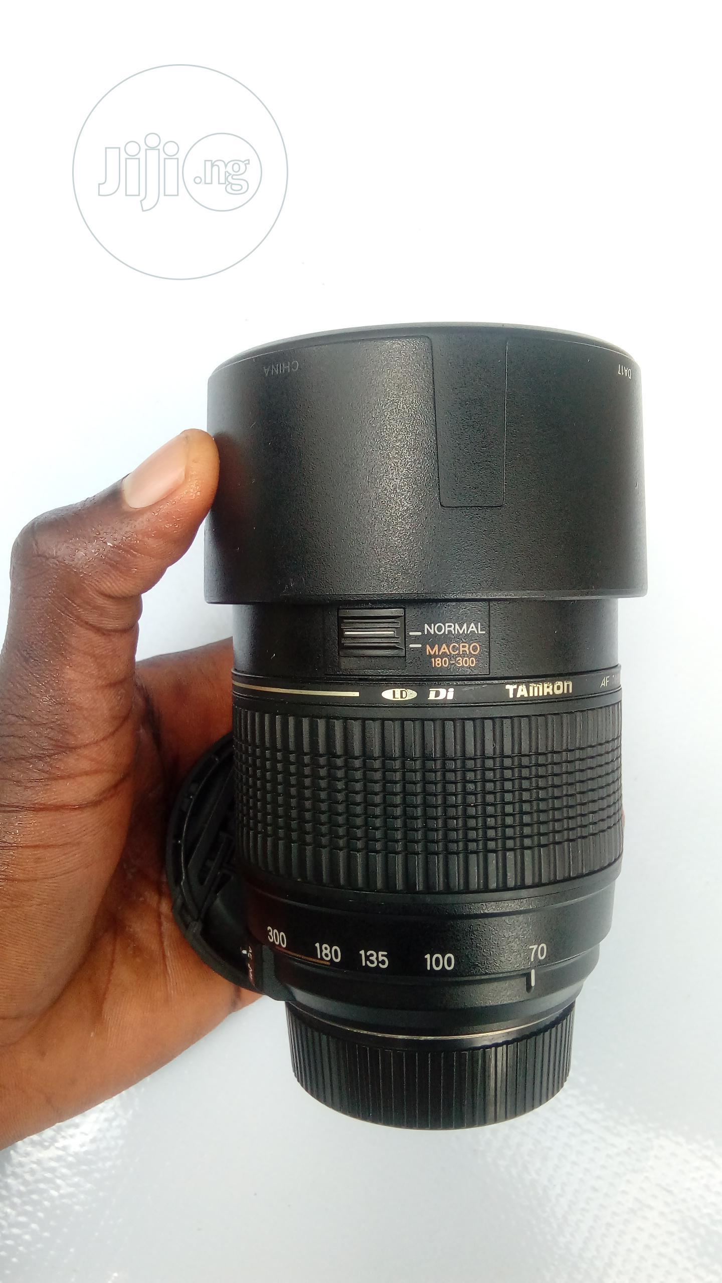 Archive: Tamron Lens 70-300mm for Nikon