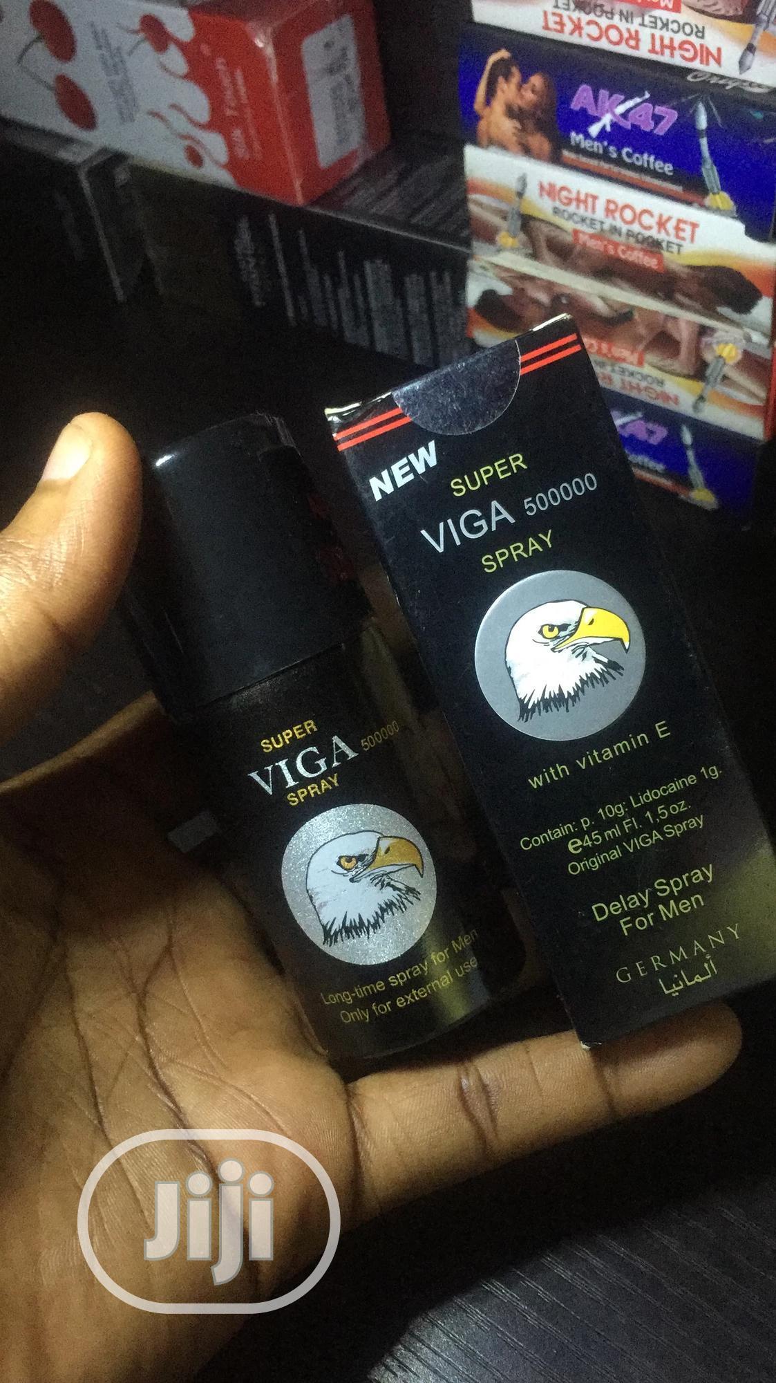Viga Delay Spray 50000 (Spray For Premature Ejaculation)