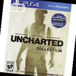 Uncharted Collection   Video Games for sale in Lagos State, Ikeja