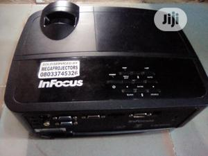 Fairly Used Infocus Projector   TV & DVD Equipment for sale in Plateau State, Jos