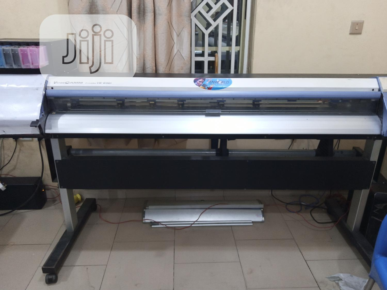 Roland Versacamm Print & Cut Vs-640i