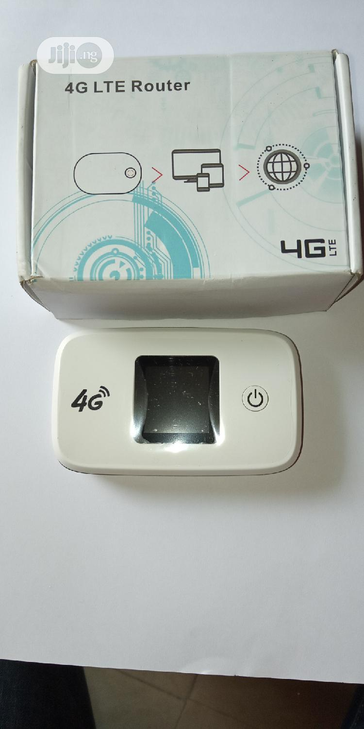 Universal 4G Mobile Wifi | Networking Products for sale in Lagos Island (Eko), Lagos State, Nigeria