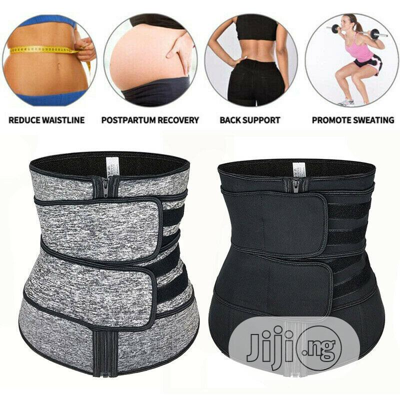 New Violent Sweat Double-belt Neoprene Corset Waist Trainers   Clothing Accessories for sale in Awka, Anambra State, Nigeria