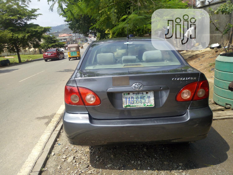 Toyota Corolla Le 2006 Gray In Gwarinpa Cars Monday Adoga Jiji Ng For Sale In Gwarinpa Buy Cars From Monday Adoga On Jiji Ng