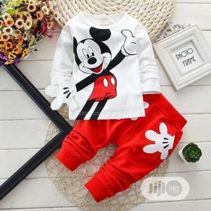 Children's 2 Piece Set Clothing (Unisex) | Children's Clothing for sale in Lagos State, Ojo