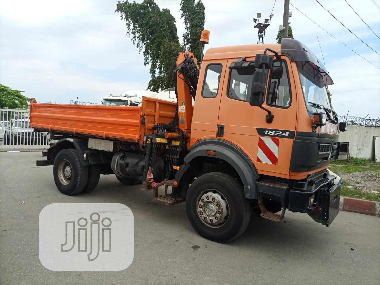 Mercedes Truck | Trucks & Trailers for sale in Apapa, Lagos State, Nigeria