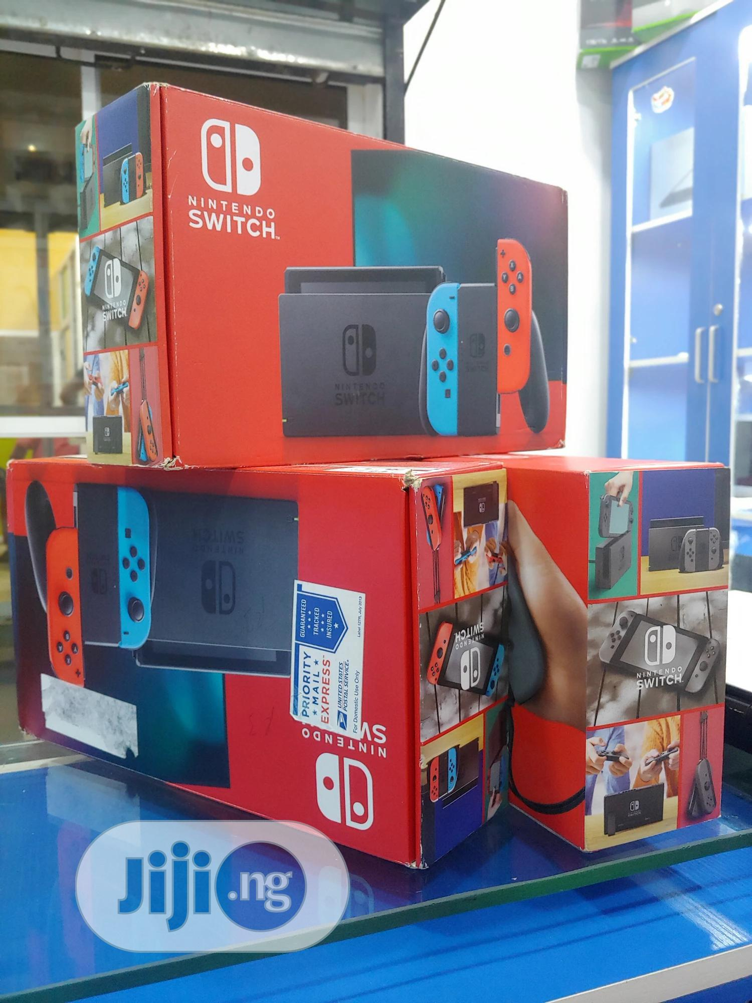 Nintendo Switch | Video Game Consoles for sale in Ikeja, Lagos State, Nigeria