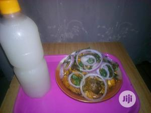 Delicious Home Made Isi Ewu With Sweet Undiluted Palm Wine | Meals & Drinks for sale in Abuja (FCT) State, Kubwa
