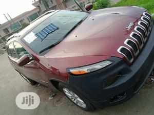 Jeep Cherokee 2018 Red | Cars for sale in Lagos State, Ikeja