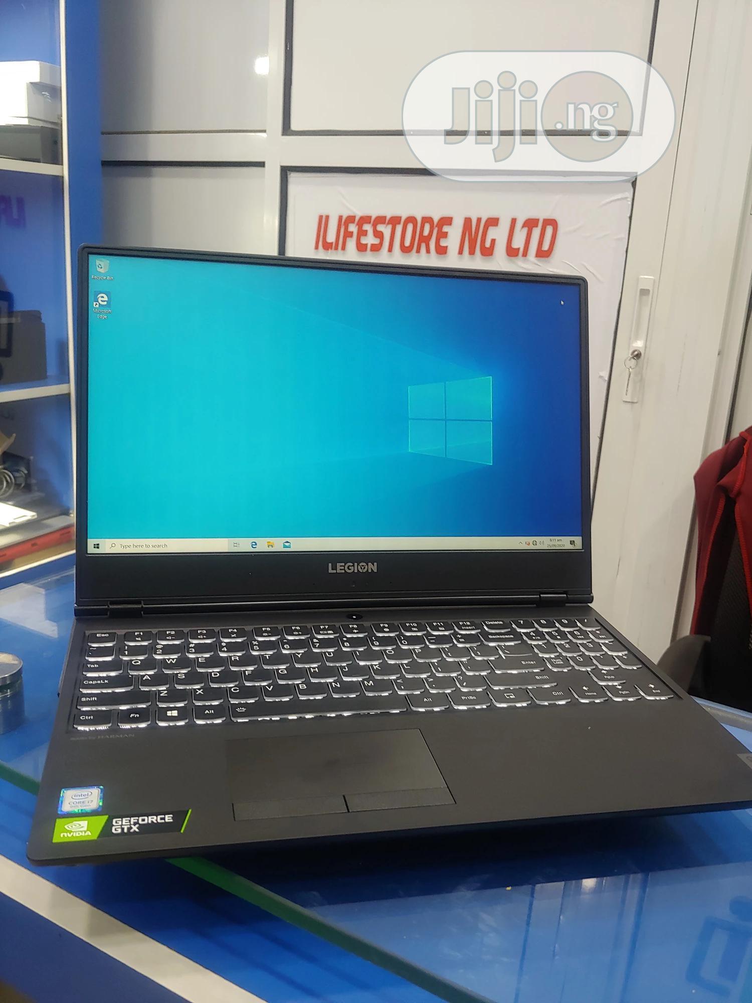 Laptop Lenovo Legion Y540 16GB Intel Core i7 SSHD (Hybrid) 1T | Laptops & Computers for sale in Ikeja, Lagos State, Nigeria