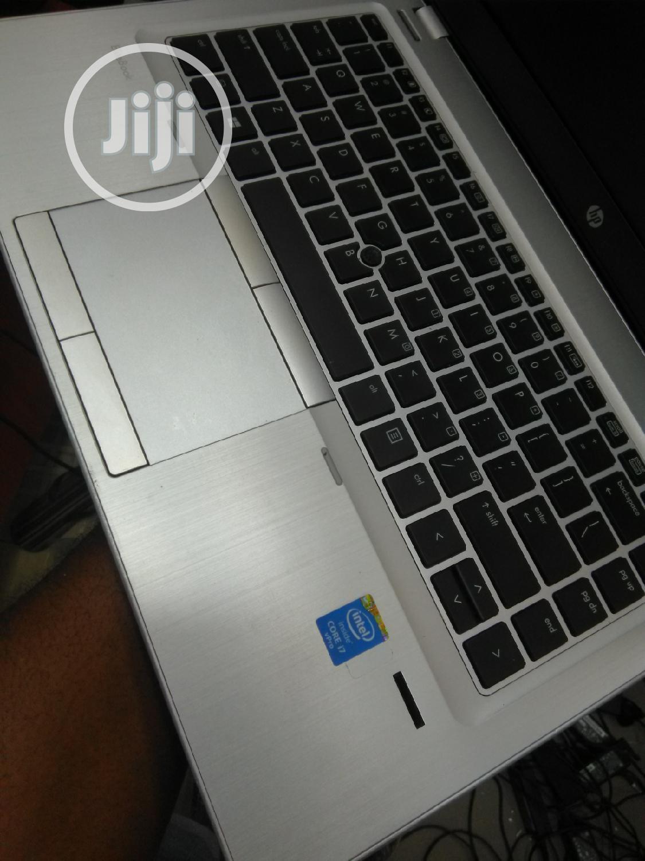 Laptop HP EliteBook Folio 9470M 8GB Intel Core i7 HDD 500GB | Laptops & Computers for sale in Ikeja, Lagos State, Nigeria