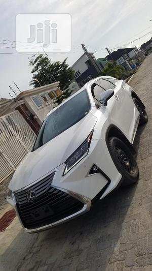 Lexus RX 2018 350L AWD White | Cars for sale in Lagos State, Lekki
