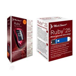 MeDiSMart® Ruby Meter And Strip Combo | Tools & Accessories for sale in Enugu State, Enugu
