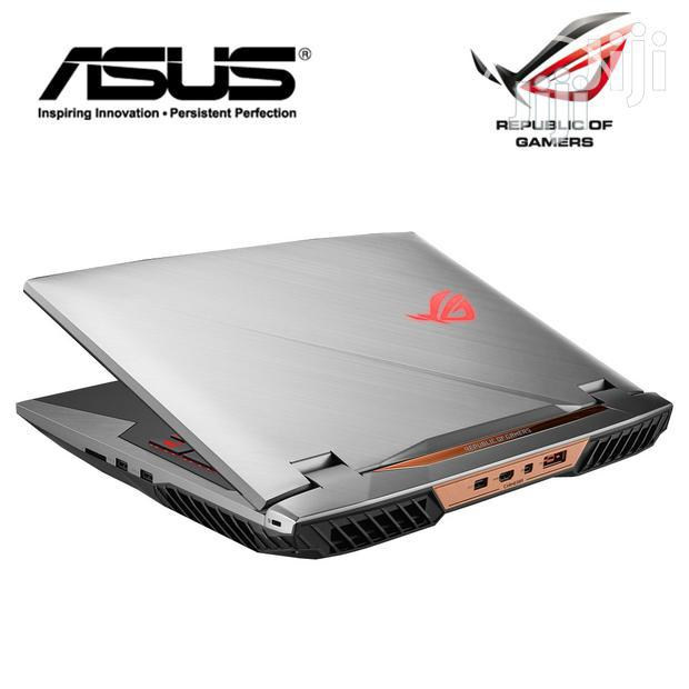 Archive: Laptop Asus ROG G703 16GB Intel Core I7 SSD 2T