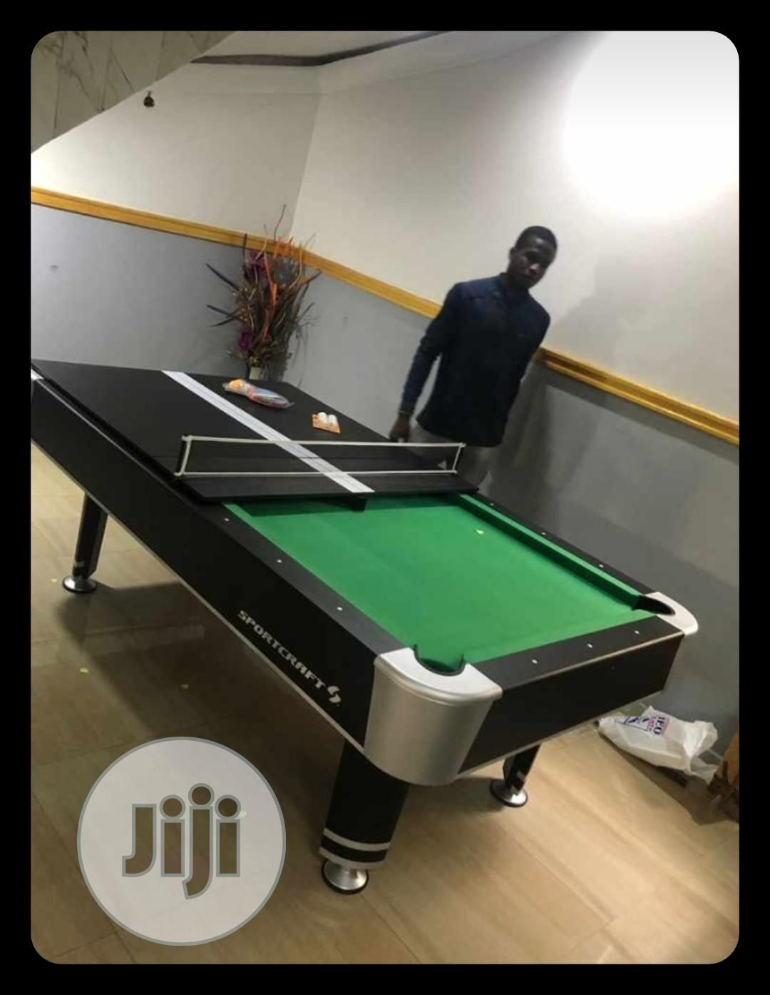 Archive: Brand New Method of Snooker vs Table Tennis Board