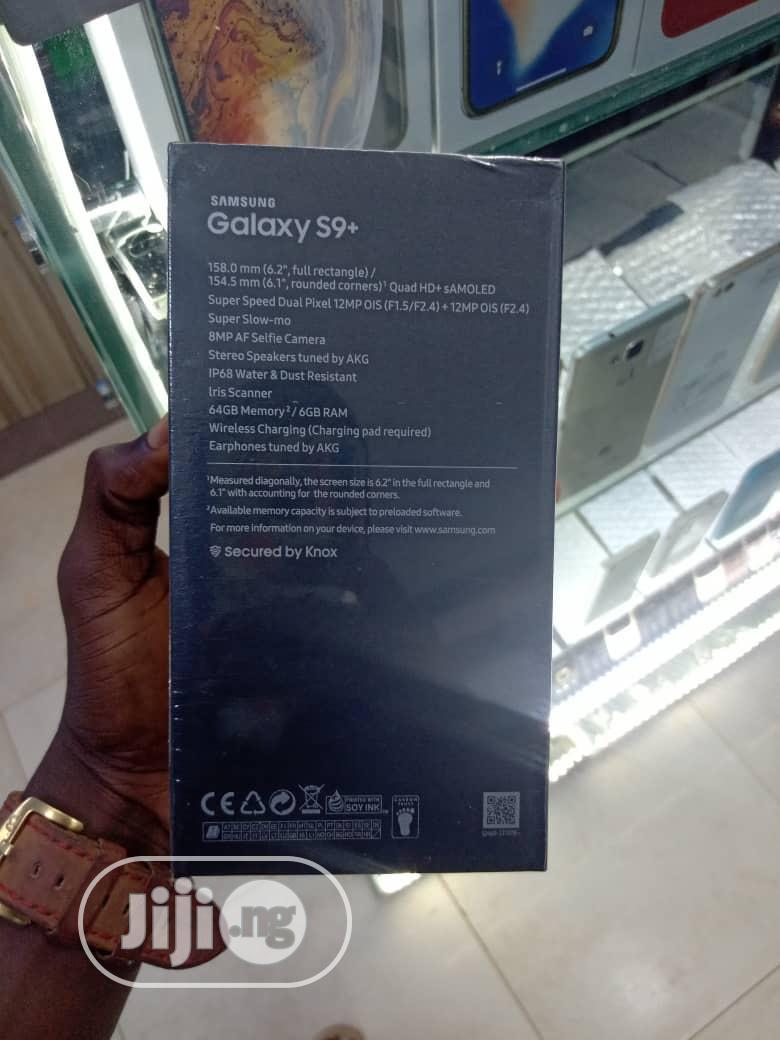 Samsung Galaxy S9 Plus 64 GB | Mobile Phones for sale in Eket, Akwa Ibom State, Nigeria
