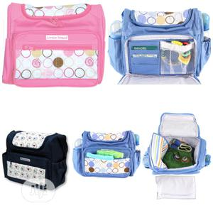 Luvable Friends Bright Color Diaper Bag | Baby & Child Care for sale in Lagos State, Ikeja