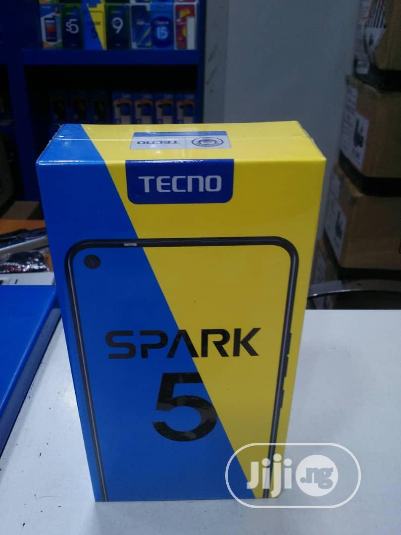 New Tecno Spark 5 32 GB Black