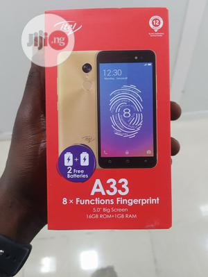 New Itel A33 16 GB   Mobile Phones for sale in Lagos State, Ikeja