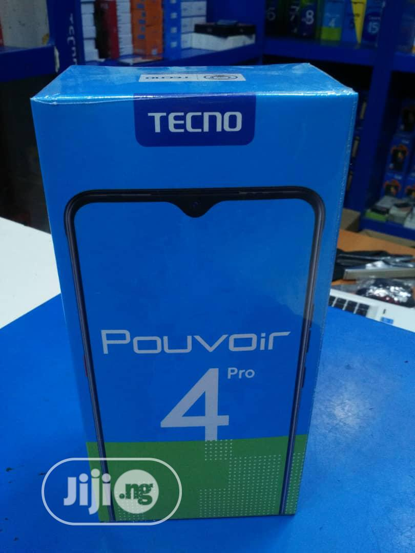New Tecno Pouvoir 4 Pro 128 GB Black