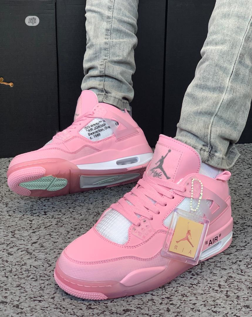 "Air Jordan 4 ""Galaxy Pink"