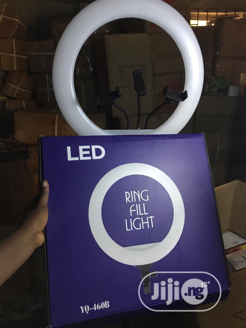 """18"""" LED RING LIGHT KIT Make Up Ring Light"""