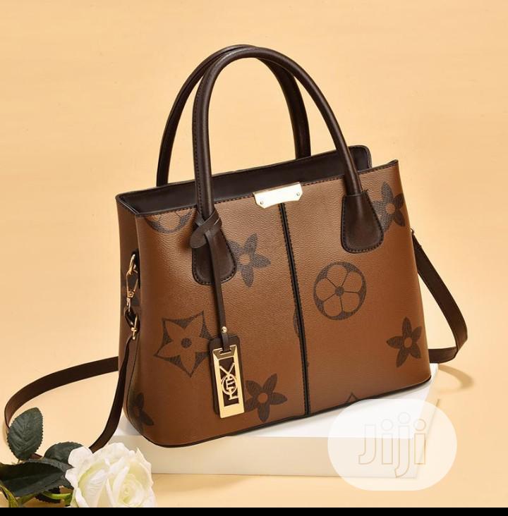 Ladies European High Quality Luois Vuitton Hand Bag